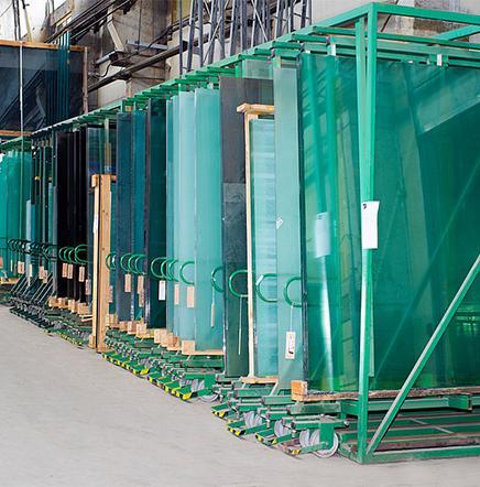 Производство стеклянных изделий в Минске